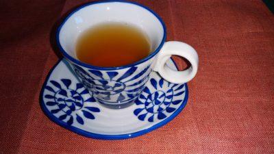 あしたきれになあれの紅茶
