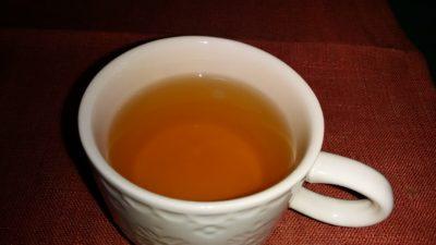 あしたきれいになあれの紅茶