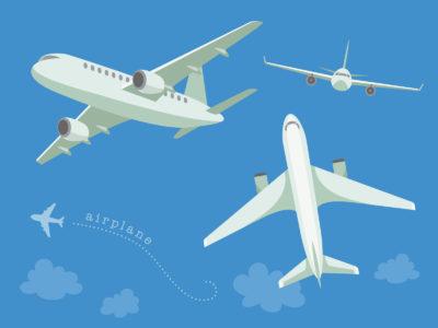 色々な飛行機