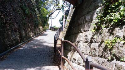 江の島山道