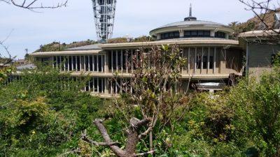 江に島大師建物